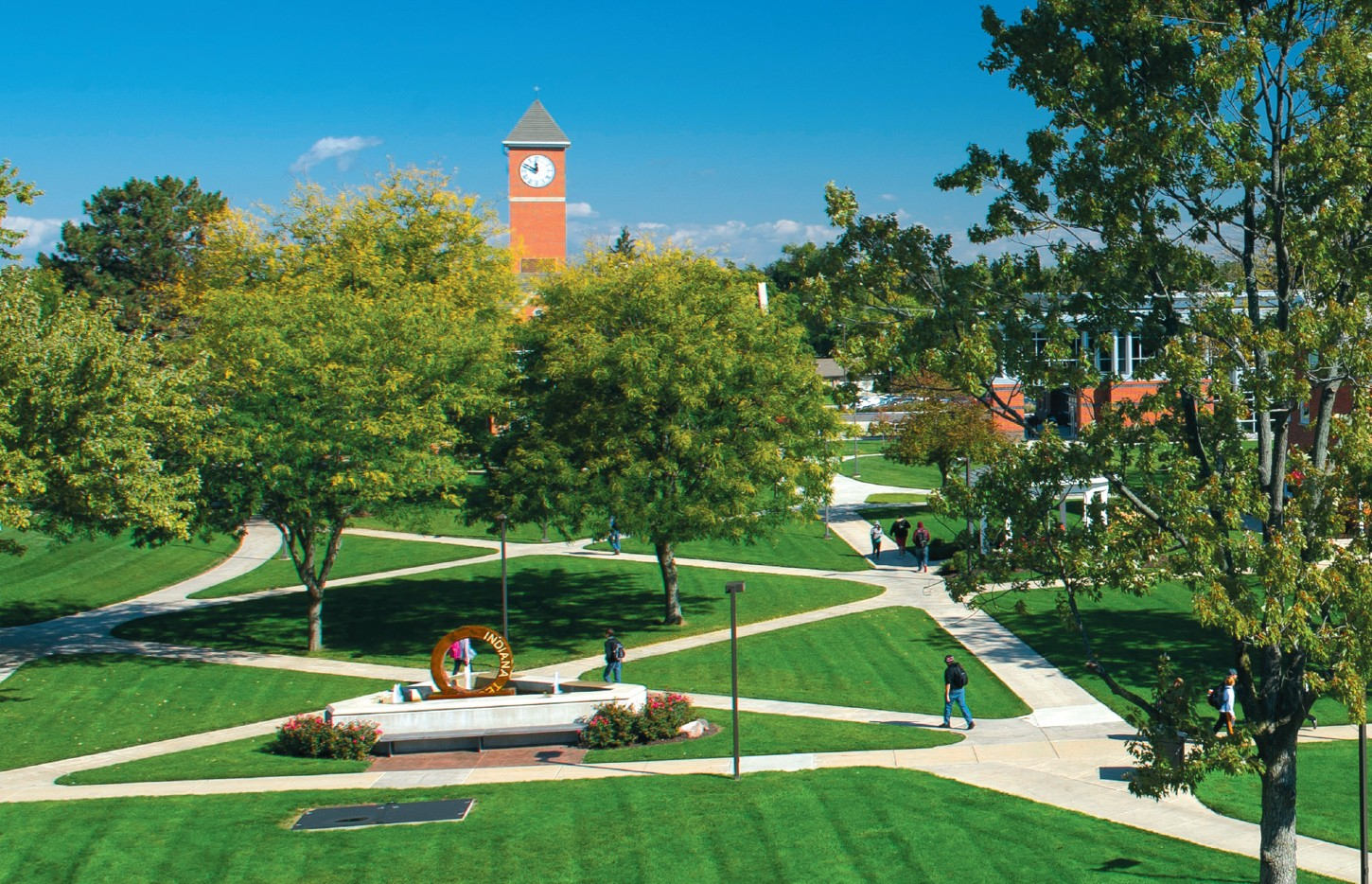 Indiana Tech campus
